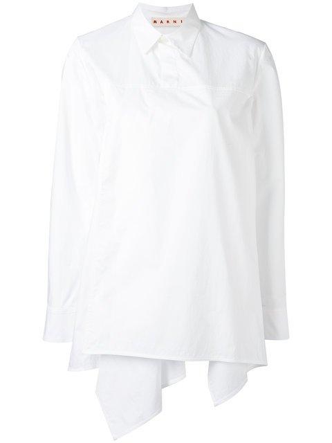 Marni Flared Shirt - Farfetch