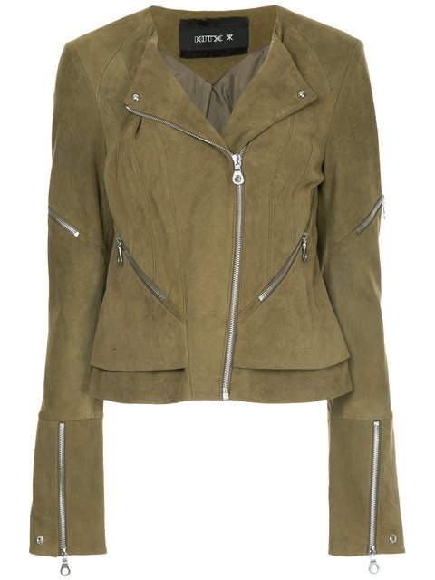 Kitx Intuitive Biker Jacket - Farfetch