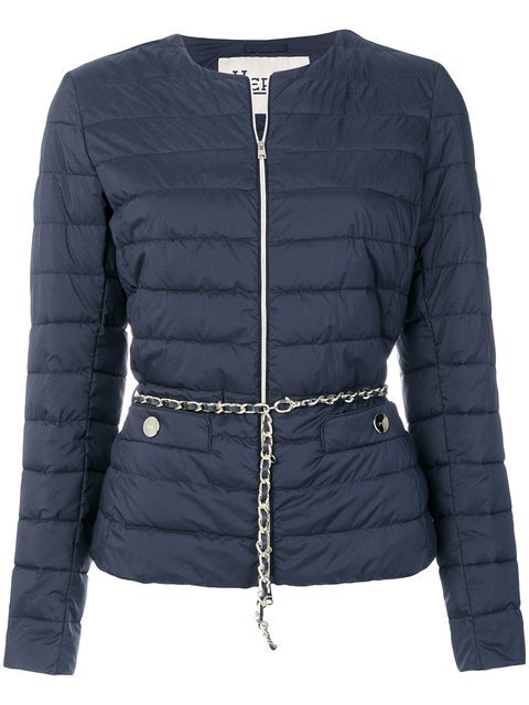 Herno Padded Belt Jacket - Farfetch