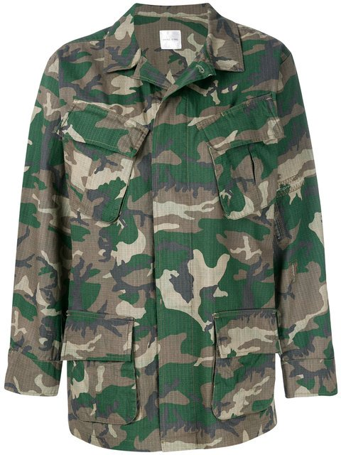 Anine Bing Leandra Military Jacket - Farfetch