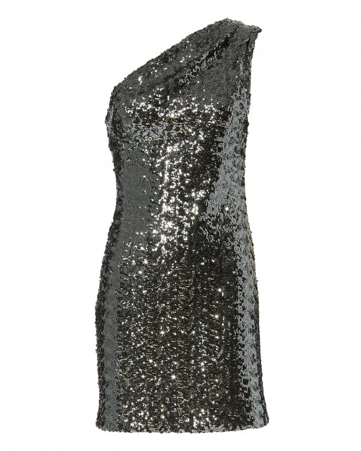 Valentina Sequin Mini Dress