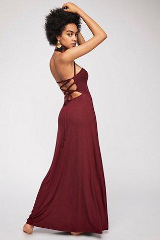 Lelani Maxi Dress