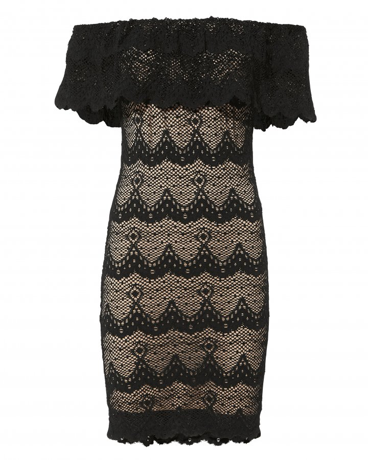 Victorian Bachelorette Mini Dress