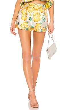 Brocade Shorts                                             Endless Rose