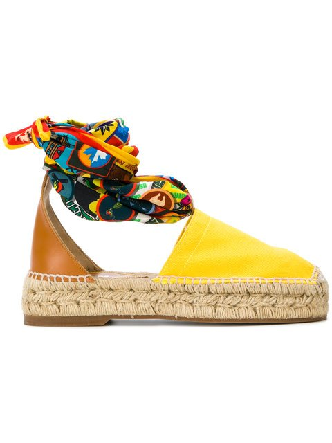 Dsquared2 Two-tone Espadrilles  - Farfetch