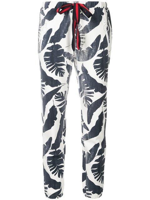 The Upside Printed Sweatpants - Farfetch