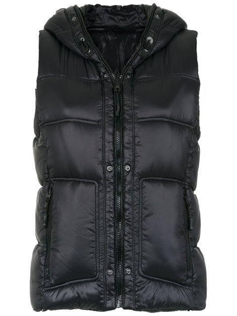 Track & Field Urban Quilted Vest - Farfetch