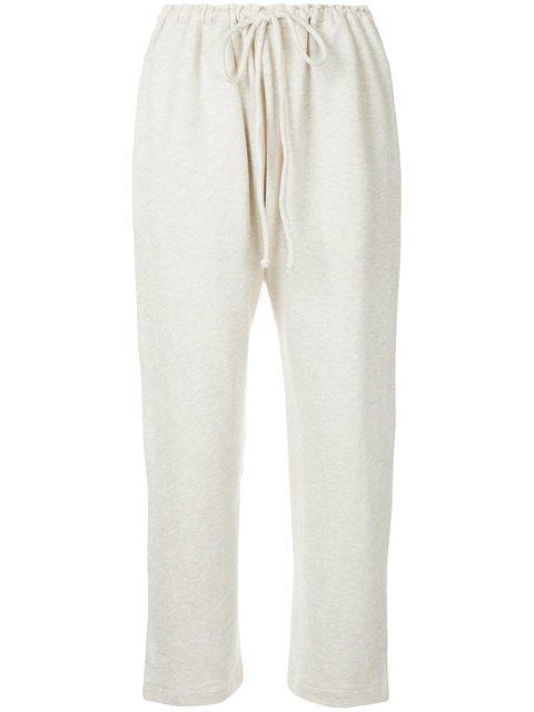 The Upside Cropped Sweatpants - Farfetch