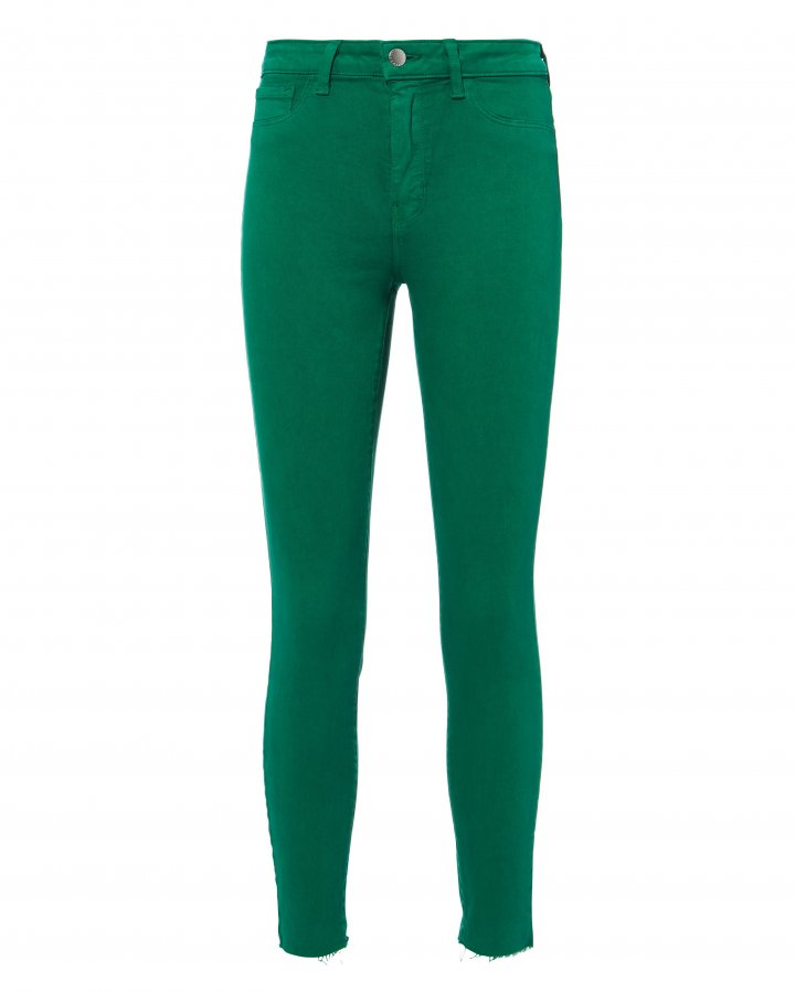 Margot Emerald Skinny Jeans