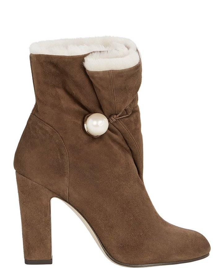 Bethanie Shearling Booties