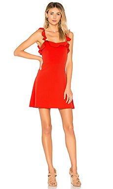 Peyton Ruffle Cami Dress                                             by the way.
