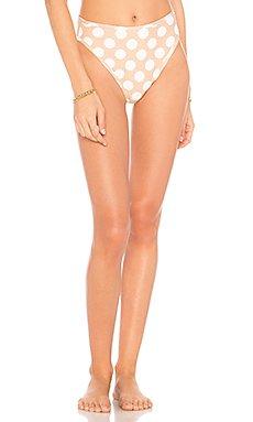 Paula Bikini Bottom                                             Montce Swim