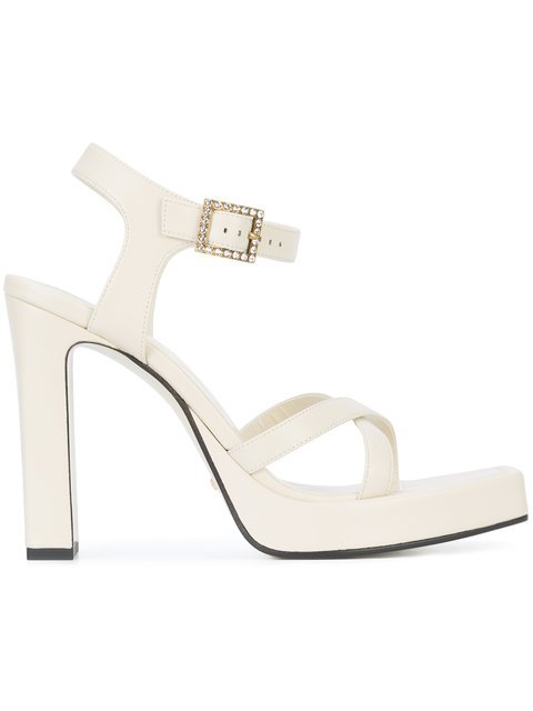 Gucci Extended Platform Sole Sandals - Farfetch