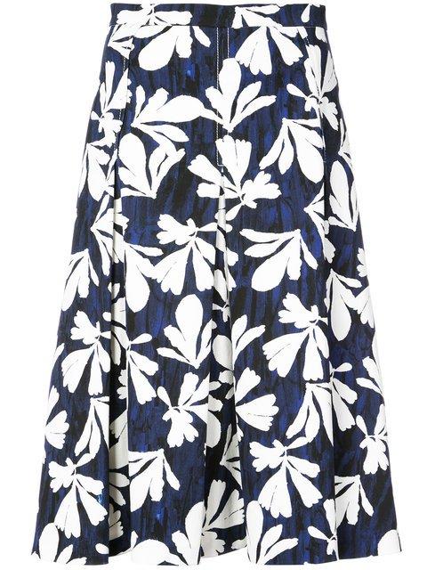 Oscar De La Renta Party Skirt - Farfetch