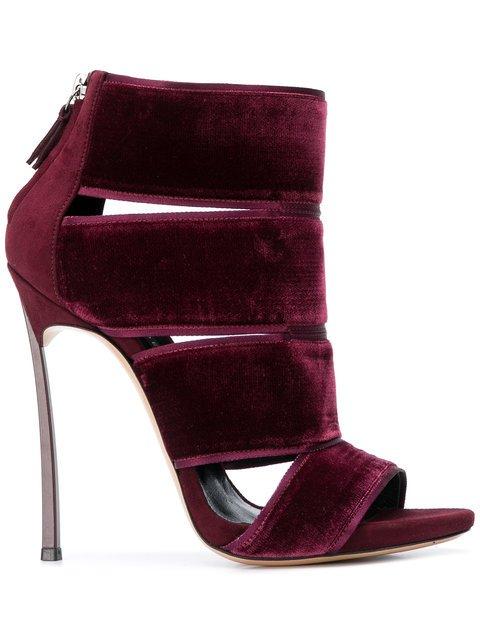 Casadei Open-toe Sandals - Farfetch