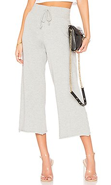 Hear Peace Crop Wide Leg Pant                                             Spiritual Gangster