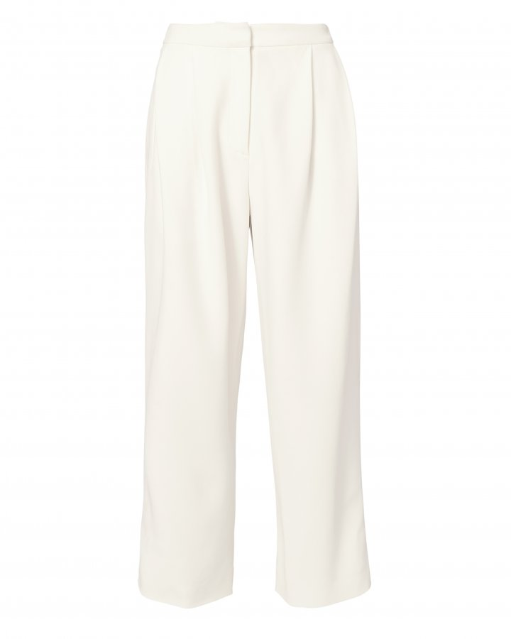 Cady Pleated Culottes