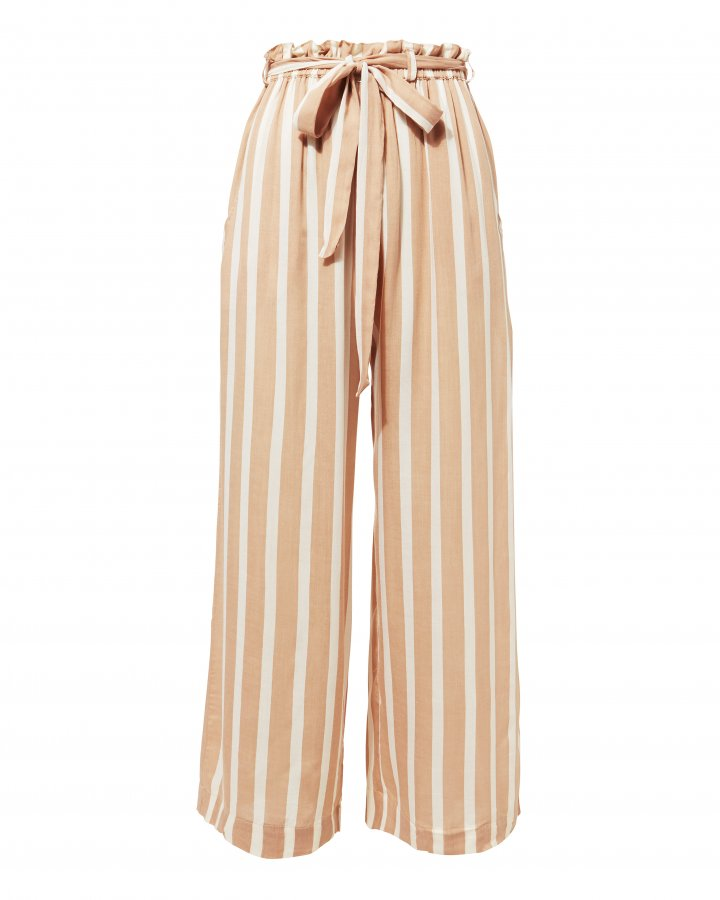 Harlyn Striped Wide Leg Pants