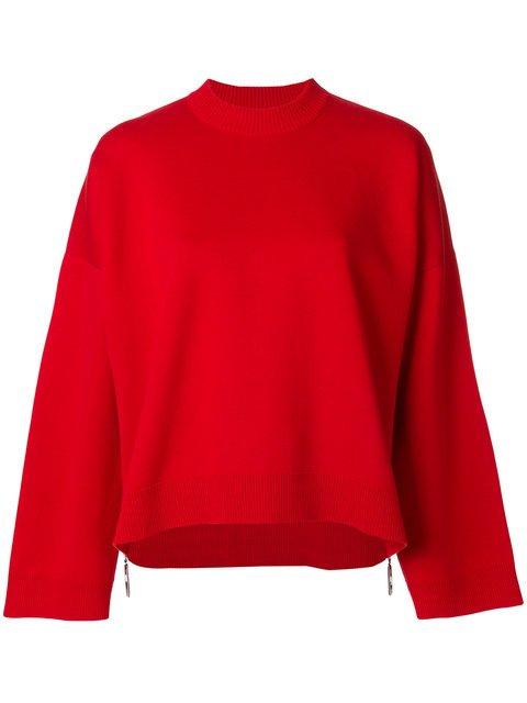 Paco Rabanne Oversized Zipped Sweater - Farfetch