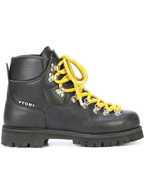 Proenza Schouler Lace Up Hiking Boot - Farfetch