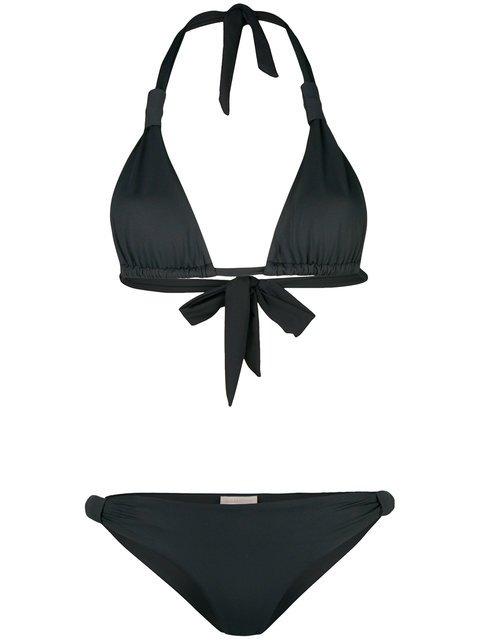 Tara Matthews Ajaccio Triangle Bikini Set - Farfetch