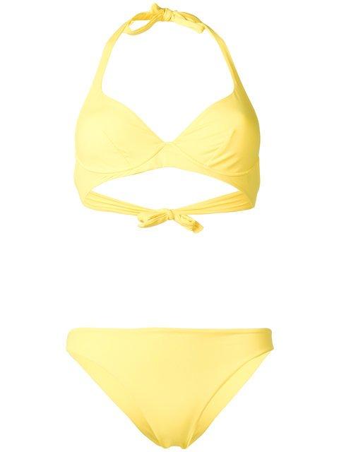 Fisico Classic Style Bikini Set  - Farfetch