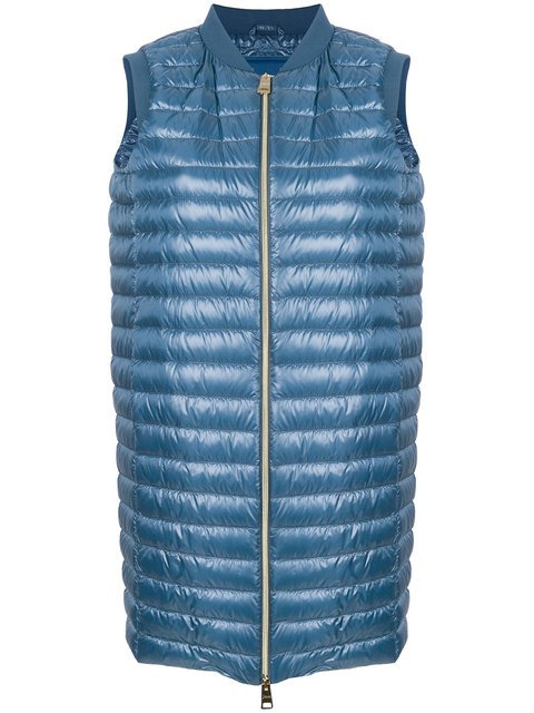 Herno Down Filled Sleeveless Mid Length Vest - Farfetch