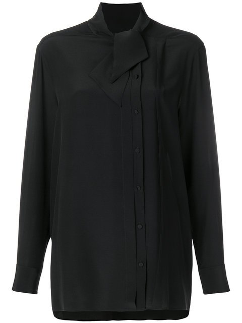 Valentino Pussy Bow Blouse - Farfetch