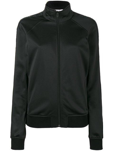 Givenchy Black Logo Stripe Track Jacket - Farfetch