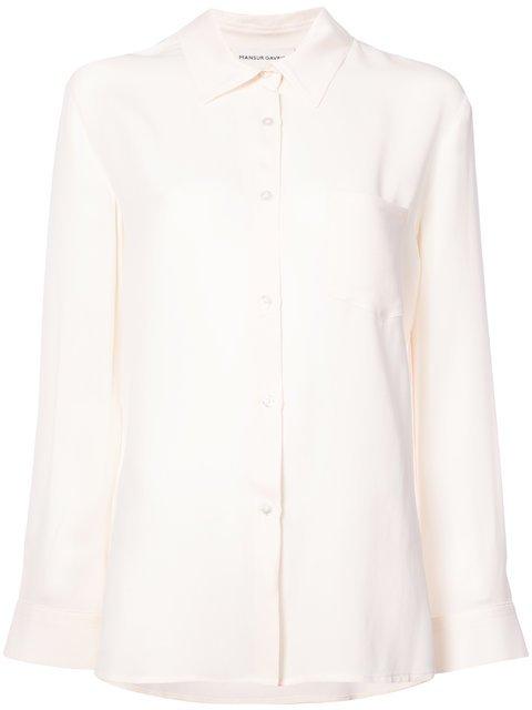 Mansur Gavriel Classic Shirt  - Farfetch