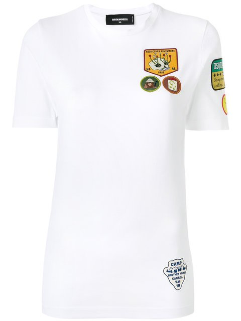 Dsquared2 Piqué T-shirt - Farfetch
