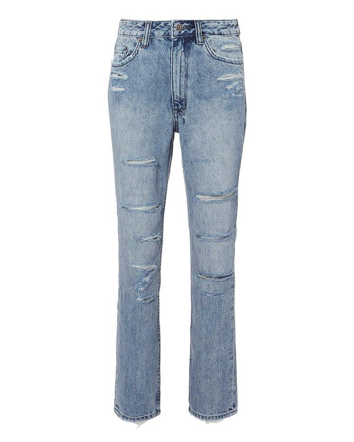 The Slim Pin Blade Runner Jeans