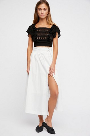 Sunset Midi Skirt