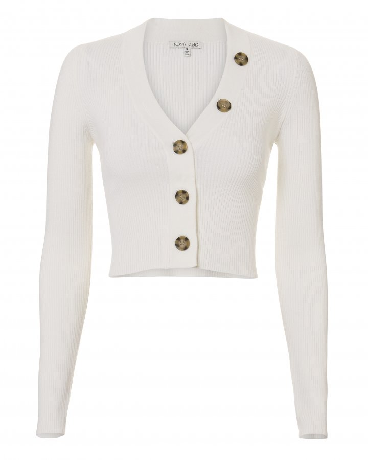 Yula Crop Cardigan
