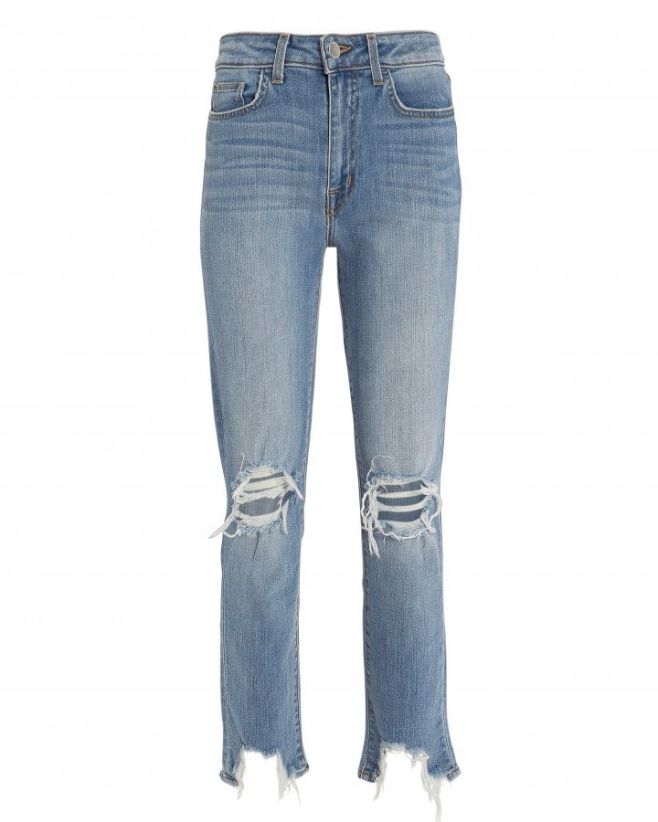 Highline High Rise Skinny Jeans