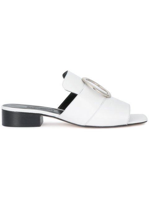 Dorateymur White Harput Sandals - Farfetch
