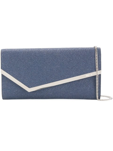 Jimmy Choo Erica Clutch - Farfetch