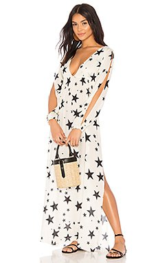 Starry Maxi Cover Up                                             Chaser