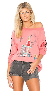 Love Me Tender Sommers Sweater                                             Wildfox Couture