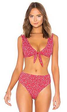 Sunset 4 Way Reversible Bikini Top                                             Bond Eye