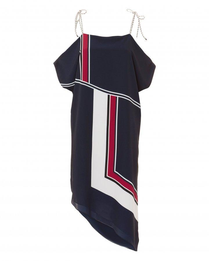 Edyte Colorblock Dress