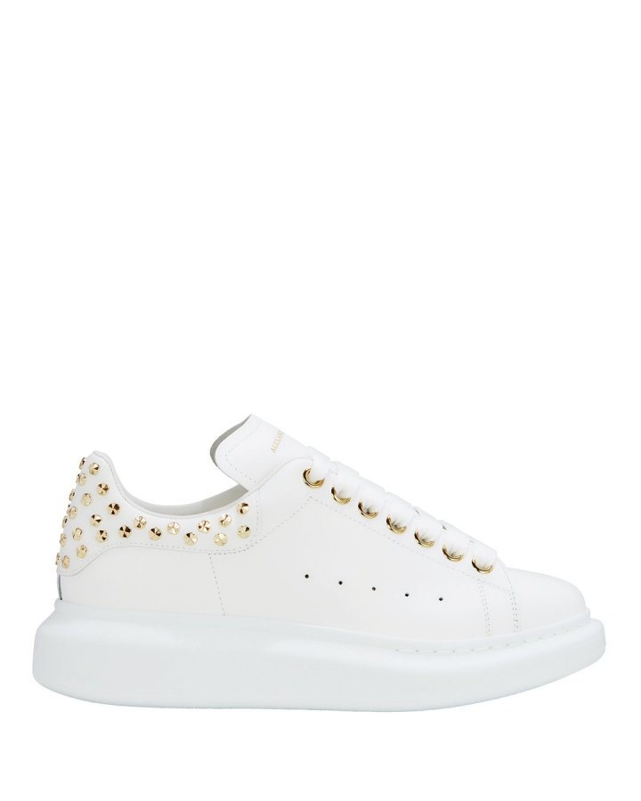 Stud Detail Low-Top Sneakers