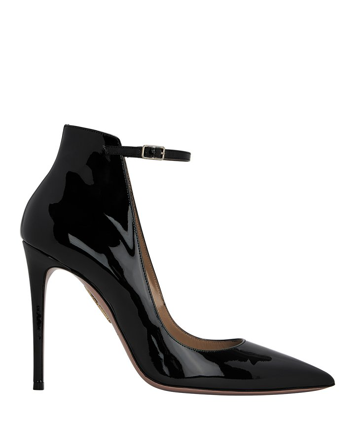 Sharon Patent Leather Pumps