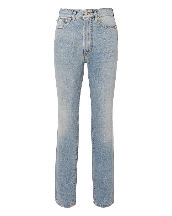 Tara Classic Tapered Jeans