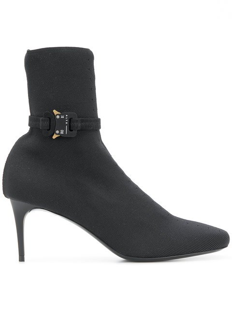 Alyx Round Toe Ankle Boots - Farfetch
