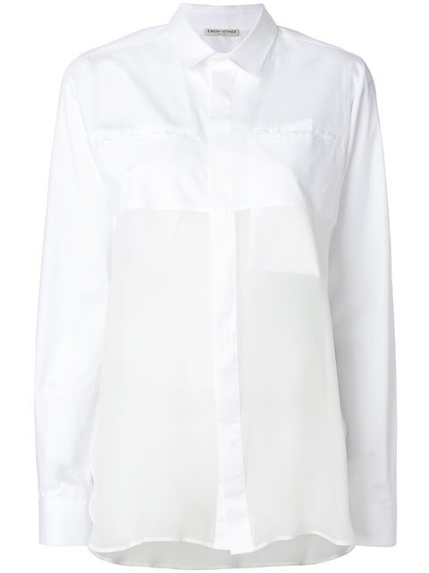 Each X Other Concealed Pocket Shirt - Farfetch
