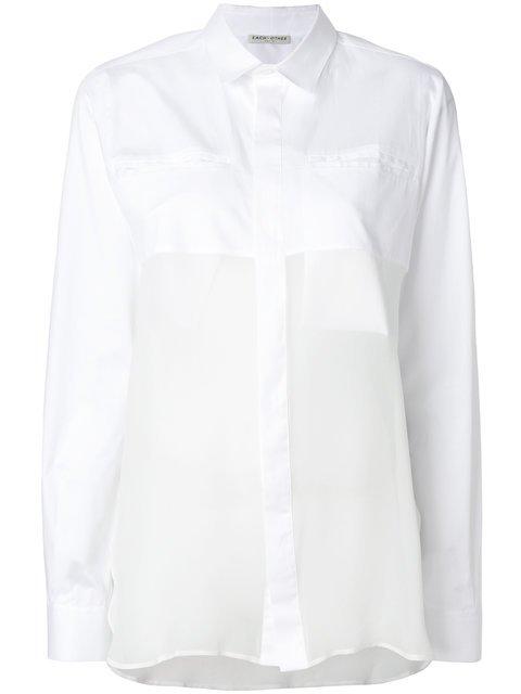 Each X Other Concealed Pocket Shirt - Farfetch