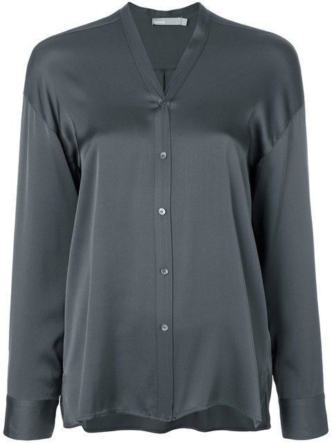Vince V-neck Shirt - Farfetch