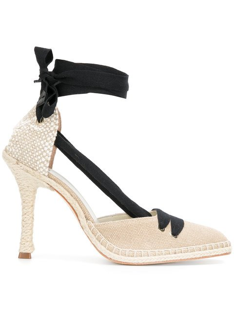 Castañer High-heel Espadrille Pumps - Farfetch