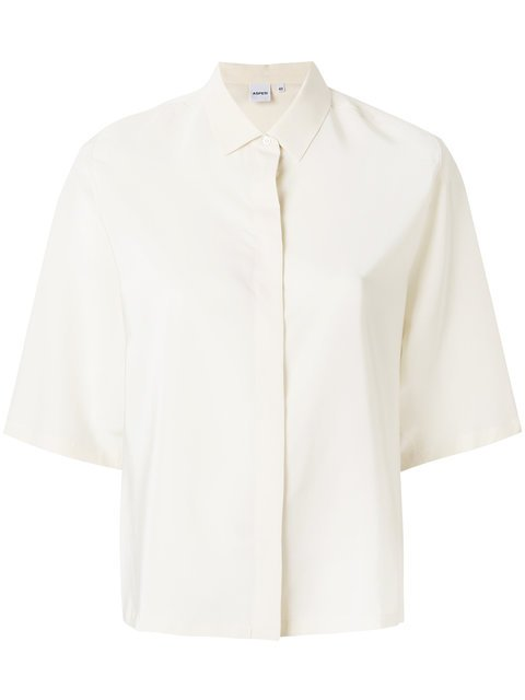 Aspesi Shortsleeved Shirt  - Farfetch